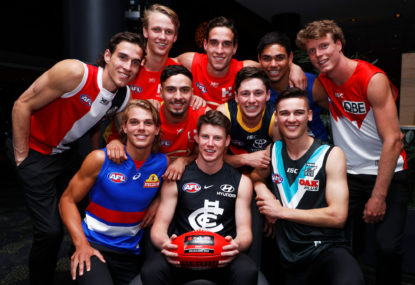 2018 AFL Draft results: Every player picked and where they went