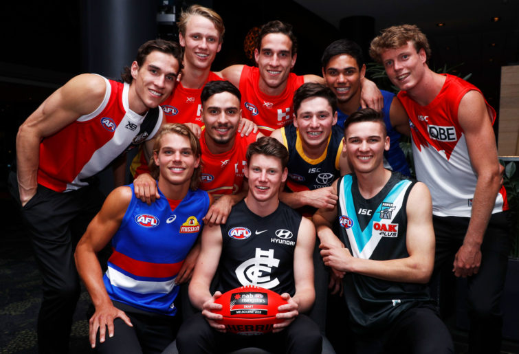 2018 AFL Draft