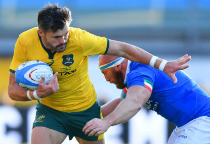 Wily Ashley-Cooper still has the skills