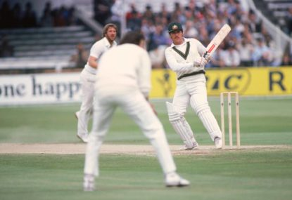 The best Aussie Test XI of the 1980s