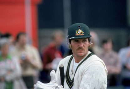 Fourth-innings chases: The '80s saga