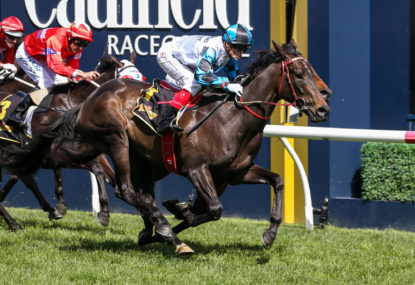 Caulfield quaddie preview 27th April