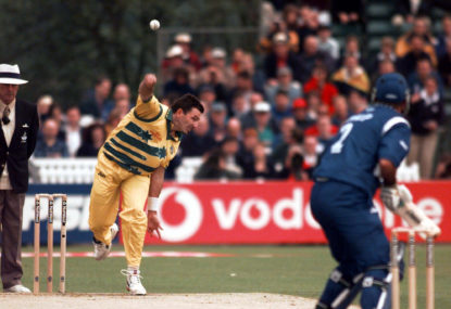 Rewind to 1999: When Scotland faced Australia in their first ODI