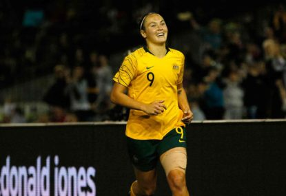 Australia top-seeded in Women's World Cup