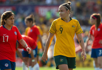 Matildas vs Chile: International women's football friendly live scores, blog