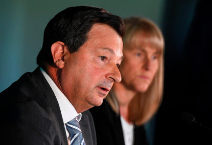 UPDATE: David Peever resigns as Cricket Australia chairman