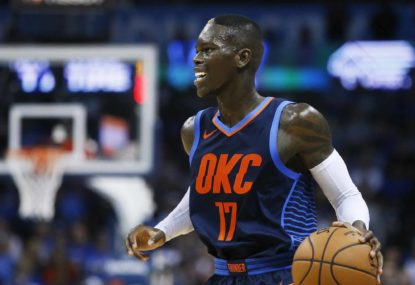 Dennis Schroder: Oklahoma City Thunder's most important addition