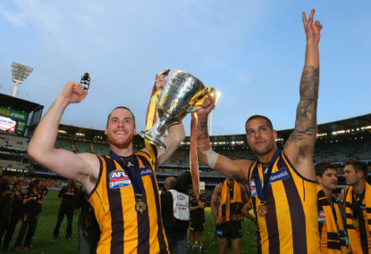 The decade that was: Hawthorn
