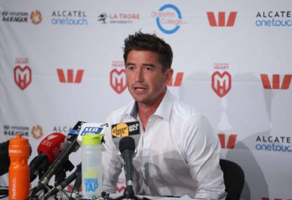 Where now for Harry Kewell's managerial career?