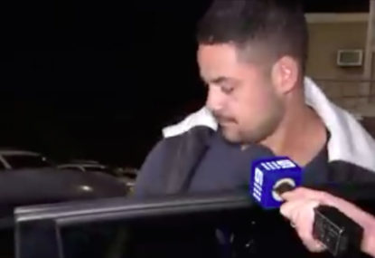 Jarryd Hayne charged with alleged sexual assault by police