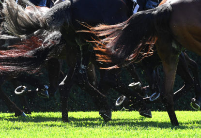The Mounting Yard: Turnbull Stakes Day