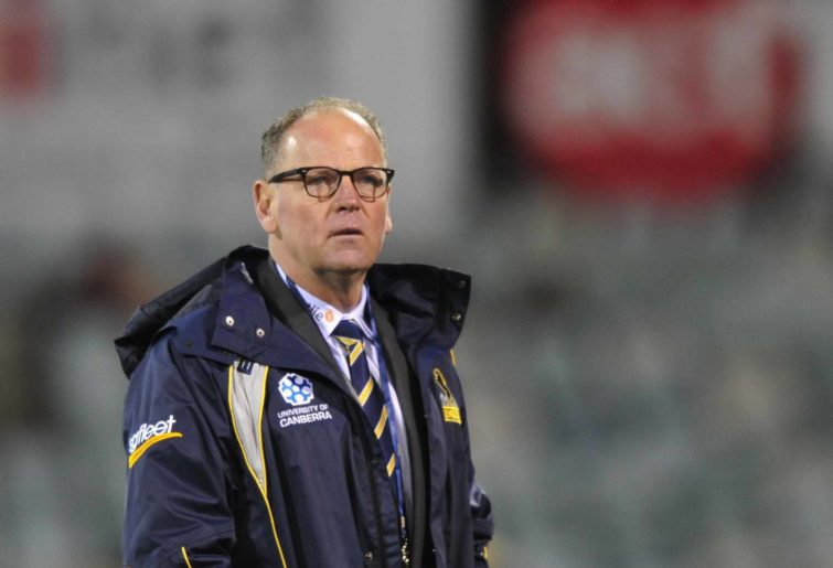 Jake White as Brumbies coach