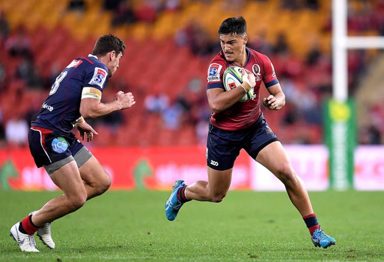 Uncapped Petaia the bolter in 31-man Wallabies World Cup squad