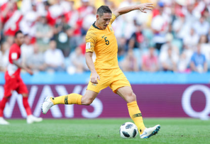 Mark Milligan named Socceroos skipper