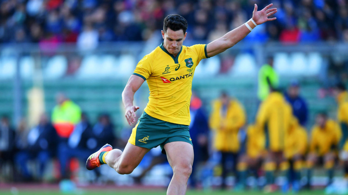 Who will be the Wallabies' captain in 2021?
