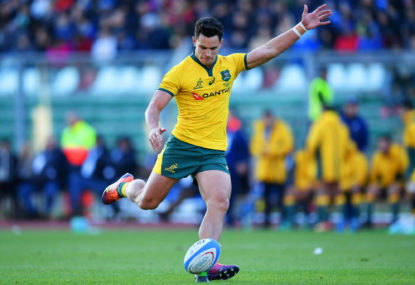 The case for selecting Matt Toomua as the Wallabies' flyhalf