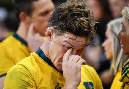 VOTE: Wallabies DIY player ratings from Bledisloe 2