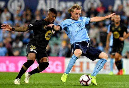 Sydney FC vs Melbourne Victory: A-League live scores, blog