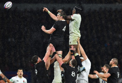 Sir Brodie takes Prince Maro off his high horse at Twickenham