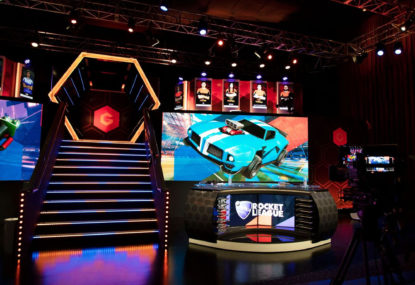 The Rocket League Gfinity Series final was a true victory for the underdog