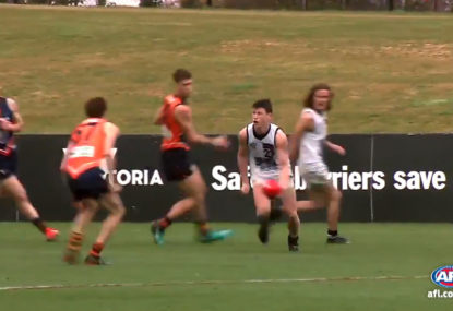 AFL Draft 2018: WATCH why Sam Walsh was named the number 1 draft pick