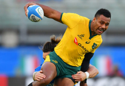 Samu Kerevi confirms he's on his way out of Australian rugby
