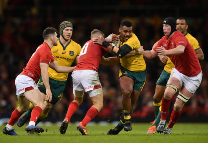 Wallabies DIY player ratings vs Wales: The results