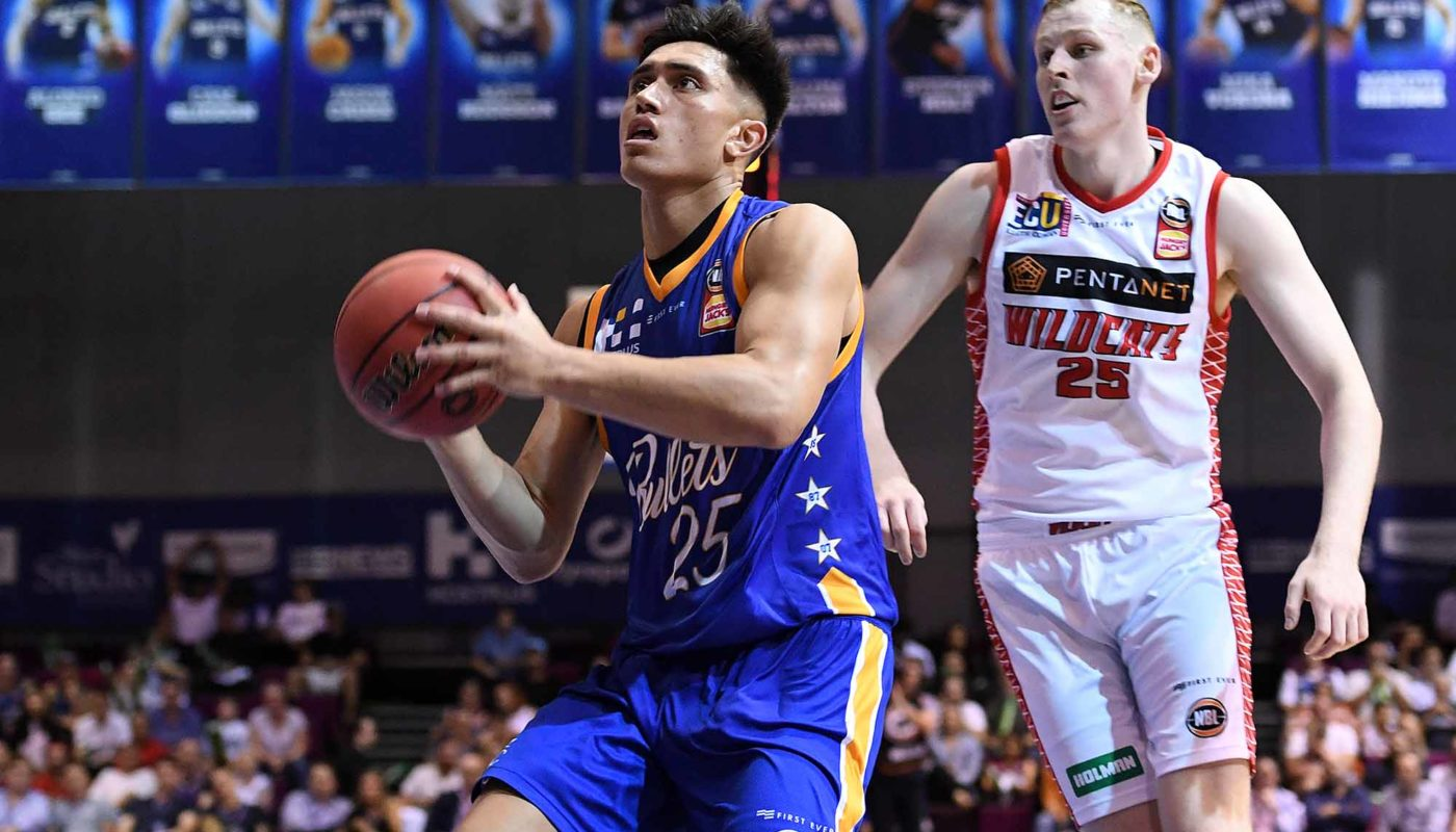 Seven doesn't go into four in the NBL's run home