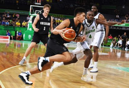 Te Rangi steals spotlight in battle of Boomers