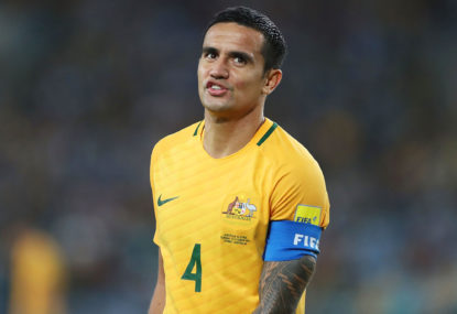 Socceroos vs Lebanon: When is Tim Cahill's farewell match? Start time, date
