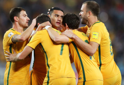 Socceroos vs Lebanon Tim Cahill farewell match live stream and TV guide