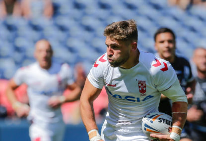 Confessions of a dreamer: I voted for Tommy Makinson