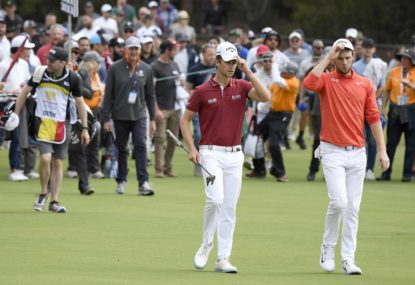 Belgium leads from the front to claim the World Cup of Golf