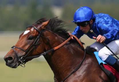 BREAKING: Cross Counter wins the 2018 Melbourne Cup