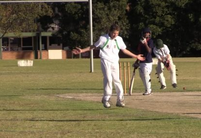 South African prodigy smashes 174 and bags 5 wickets with the ball