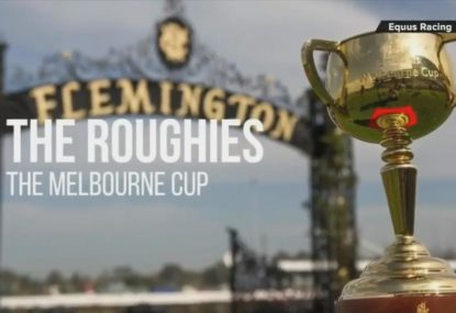 MELBOURNE CUP 2018: The Roughies