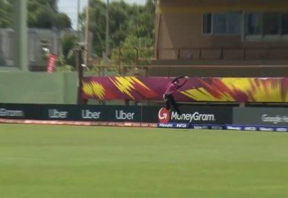 New Zealand take an early screamer in Women's World T20