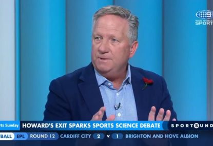 'You need an eye for the game': Ian Healy slams Pat Howard's tenure at CA
