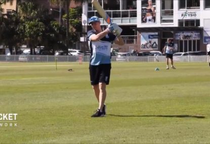 Steve Smith claims bragging rights in grade cricket clash with David Warner
