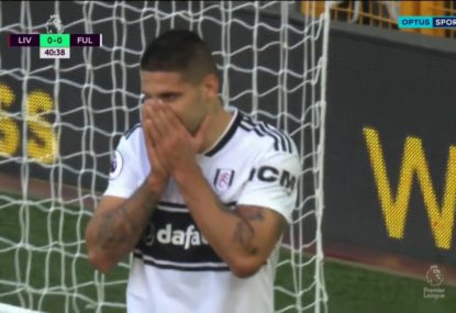 'Disrespect': Fulham manager slams referee after 14 seconds of insanity against Liverpool