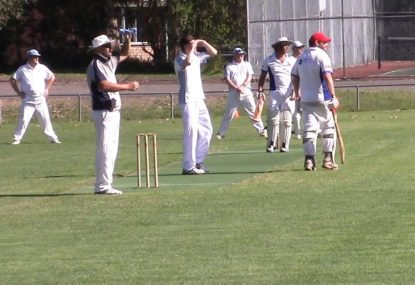 Short ball gets punished for six