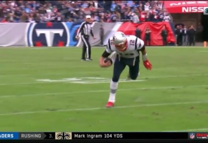 Tom Brady learns the hard way that Father Time stops for no one
