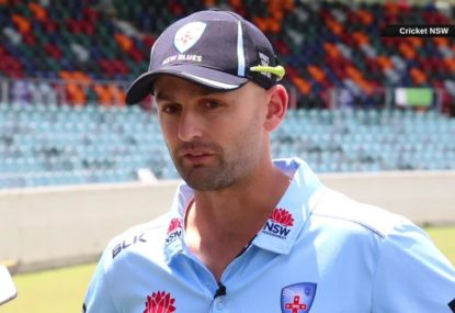 Nathan Lyon wishes he could play more Shield cricket