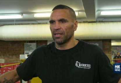 'I'll pump him': Anthony Mundine hits out at Jeff Horn