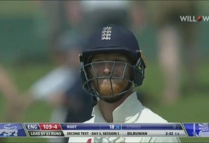 Poor Ben Stokes review comes back to haunt England