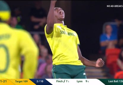 HIGHLIGHTS: South Africa humiliate Australia in ten over shootout