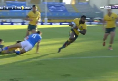 HIGHLIGHTS: Australia gets the first win on Spring Tour with dismantling of Italy