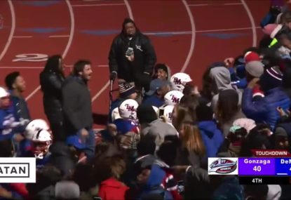 Commentators lose their minds over the most insane HS football finish ever