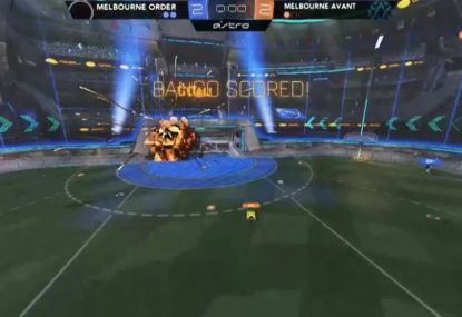 Clutch Rocket League post buzzer equaliser