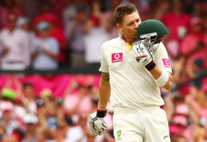 Clarke's triple: When Australia's captain walked where cricketing mortals fear to tread